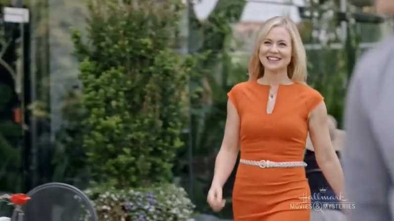 Kristin Booth as Shane in Signed, Sealed, Delivered: The Impossible Dream