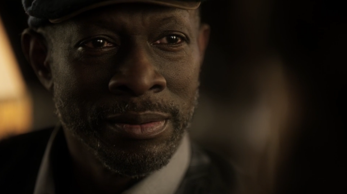 Kevin Moore (Keb' Mo') as Gabe in Signed, Sealed, Delivered: Higher Ground.