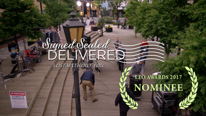 Signed, Sealed, Delivered: Lost Without You, 2017 Leo Awards Nominee