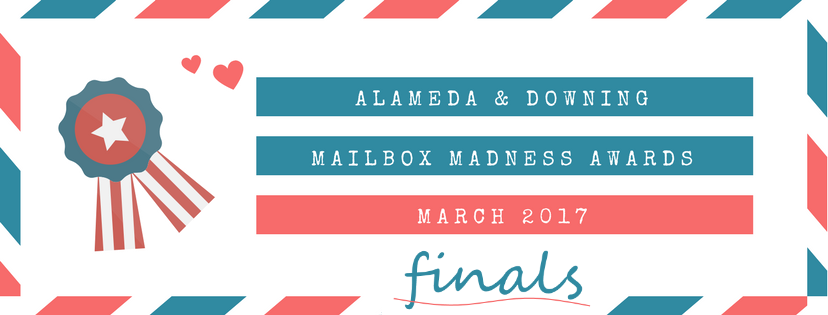 Mailbox Madness Finals Graphic