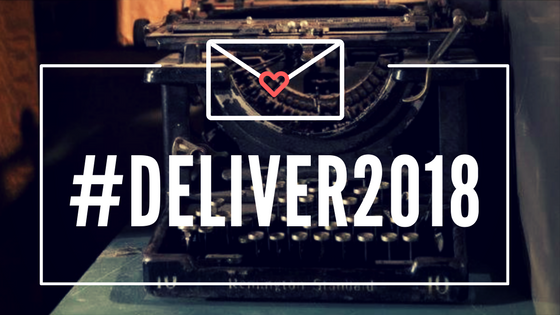 Deliver2018 call to action card