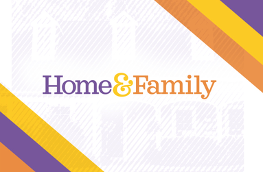 Home & Family title card