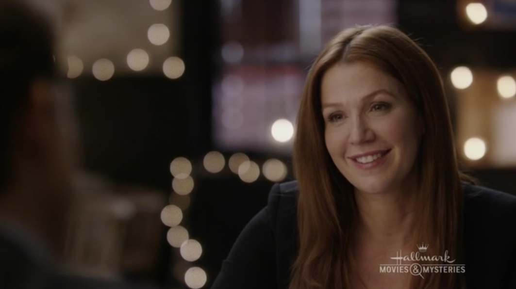 Poppy Montgomery in Signed, Sealed, Delivered: From Paris With Love