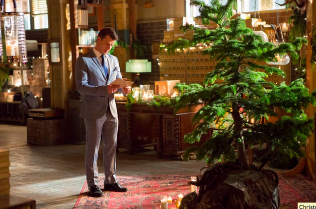 Oliver receives a miracle in Signed, Sealed, Delivered: For Christmas