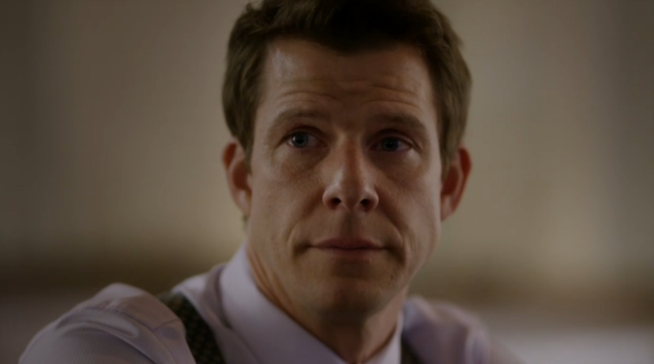 Eric Mabius in Signed, Sealed, Delivered: Truth Be Told.