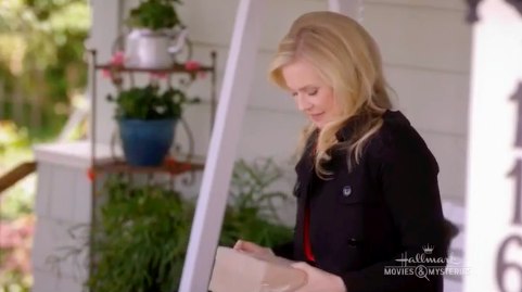 Kristin Booth as Shane McInerney in Signed, Sealed, Delivered: Truth Be Told